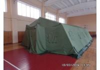 Палатка каркасная М 50 брезентовая