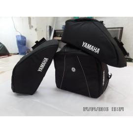Кофр задний и две боковые сумки  Yamaxa Venture TF