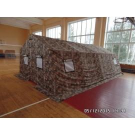 Армейская модульно каркасная палатка М-15
