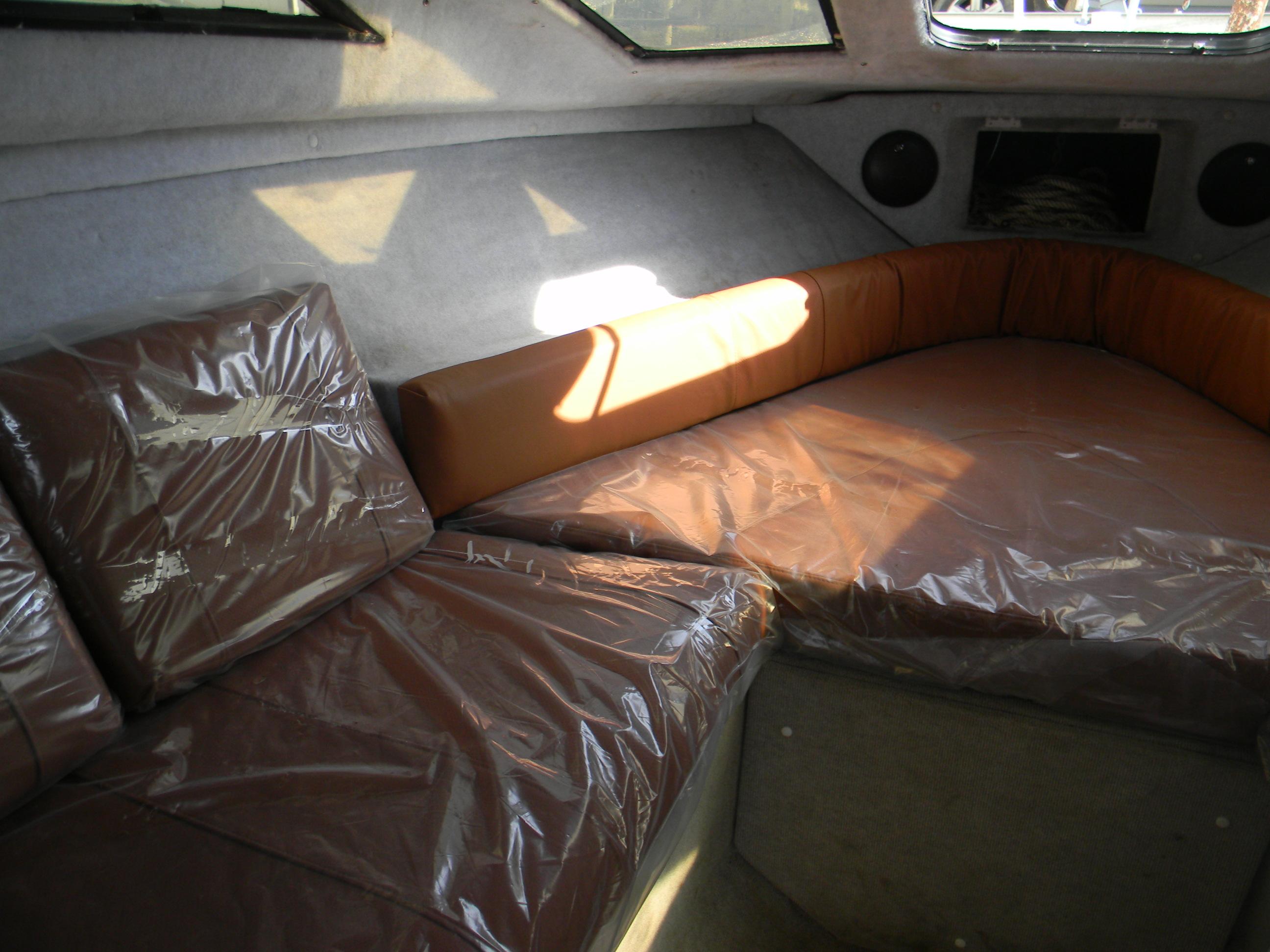 Мебель лодочная