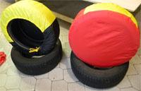 Чехлы для шин и колес